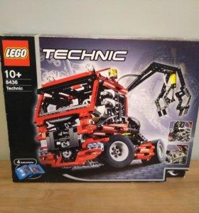 НОВЫЙ LEGO TECHNIC TRUCK (8436)