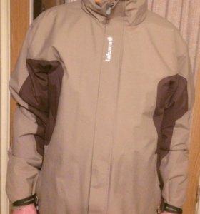 Куртка мужская зимняя непромокаемая