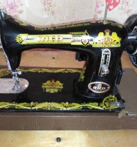 Швейная машина RICO с электроприводом