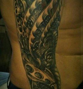 Татуировки качественно и не дорого!