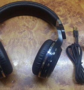 Bluedio T2+ plus Bluetooth - наушники