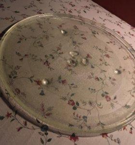 Тарелка от свч-печи. 30