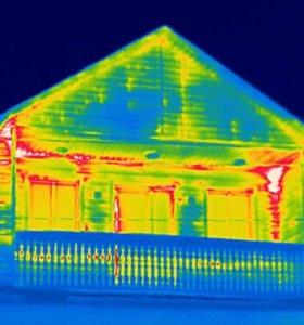 Обследования тепловизором