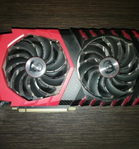 Geforce 1060 6GB MSI GAMING X