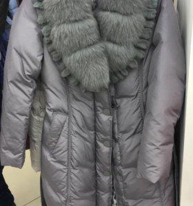 Новое пуховое пальто O'hara