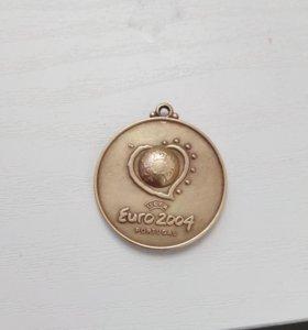 Медаль Euro 2004