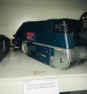 Шлиф машина Bosch GBS 75ae