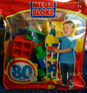 Конструктор мега блок