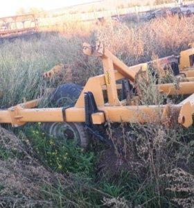 Культиватор для сплошной обработки почвы Престиж-10.2