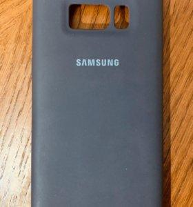Samsung Galaxies S8 оригинальный чехол
