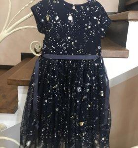 Платье нарядное, можно одеть на ёлку