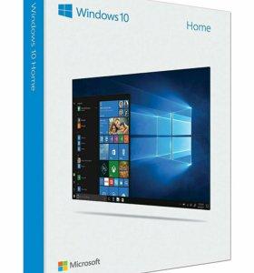 Опер. система Microsoft Windows 10 Домашняя