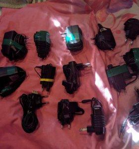 Пакет с зарядными устройствами