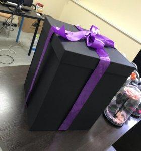 Производство подарочной упаковки