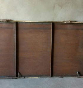 Продам створки от гаражный ворот б/у
