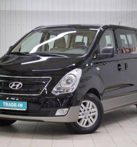 Hyundai H-1, 2018