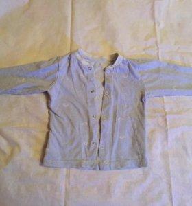 Рубашка детская 0-9