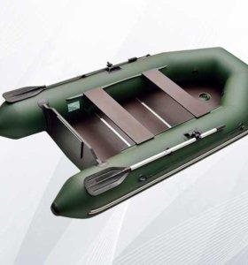 лодка ПВХ с килем Standart-M 2800