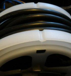Катушка с электрическим шнуром