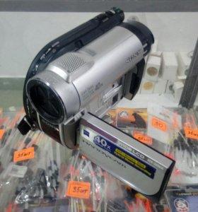 Видеокамера sony 610E