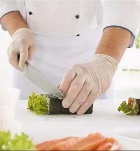 Сушист повар