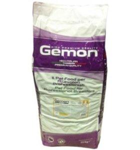 Корм gemon для мелких пород курица рис