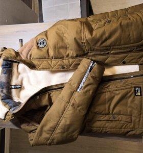Куртка мужская парка
