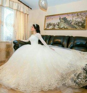 Свадебное платье прокат, аренда