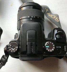 Sony a100 kit