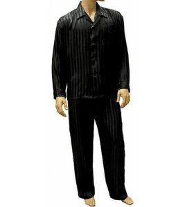 Мужская шелковая пижама. 100% шелк. Два цвета