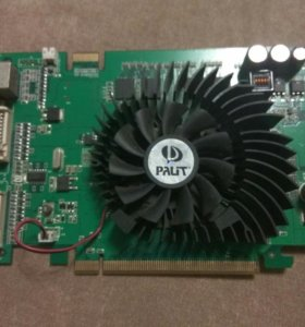 Palit GeForce 8600 GT 540Mhz PCI-E 512Mb 1400Mhz