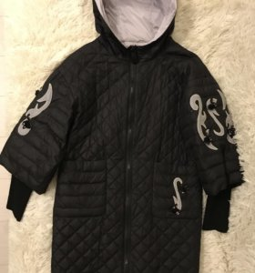 Куртка нарядная р 44