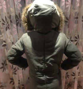 Зимняя куртка , р.140