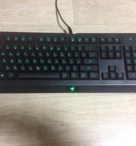 Клавиатура Razer CYNOSA PRO в идеальном состоянии