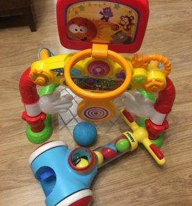 Музыкальные детские игрушки/ мягкие кубики