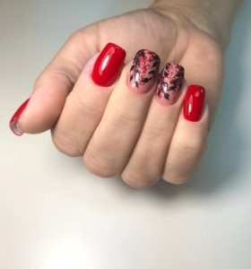 Наращивание ногтей 🤩🙋♀️