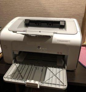 Принтер лазерный ч/б HP LaserJet 1102s