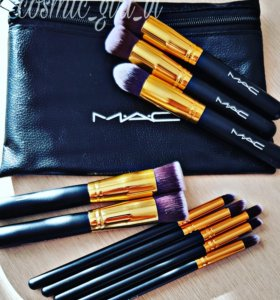 Набор кистей Mac