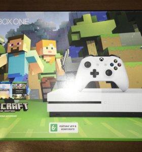 Новый Xbox One S
