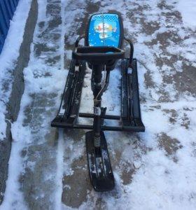 Продам снегокат