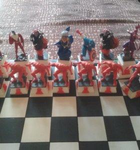 Шахматы с супер героями
