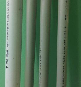 Труба полипропилен 3 шт Чехия