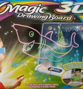 Рисуем светом ЗД Творческий набор