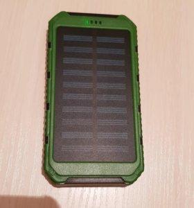 Продам внешний аккумулятор Power Bank Solar 12000