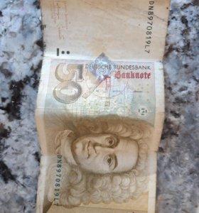 50 марок ФРГ