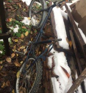 Велосипед на запчасти или под рестоврацию
