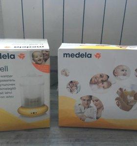 Подогреватель бутылочек Medela+  эл. молокоотсос