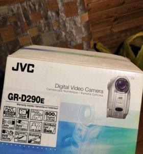 jvc gr-d290e