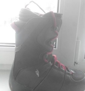 Ботинки для сноуборда ride
