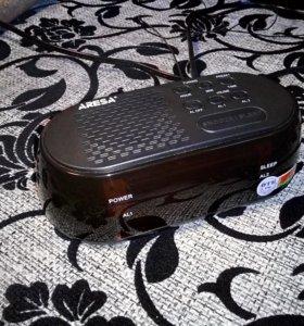 Радиочасы ARESA AR-3902